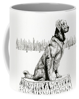 Woods Dog Coffee Mug