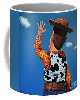 Woody Of Toy Story Coffee Mug