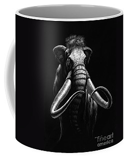 Woolly Mammoth Coffee Mug
