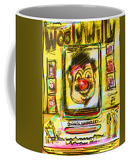 Wooly Willy Coffee Mug