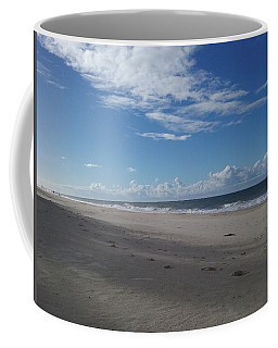 Woorim Beach Coffee Mug