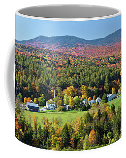Worcester Vermont Autumn Coffee Mug
