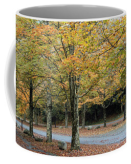 Words End State Park Drive Coffee Mug