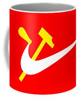 Work And Consume  Coffee Mug
