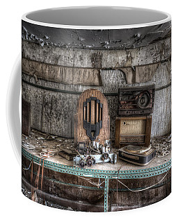 Work Time Coffee Mug by Nathan Wright