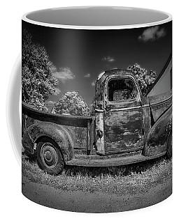 Work Truck Coffee Mug