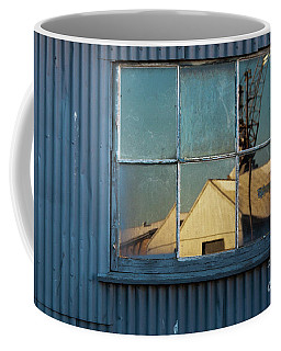 Coffee Mug featuring the photograph Work View 1 by Werner Padarin