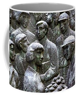 Workers Of The World Coffee Mug