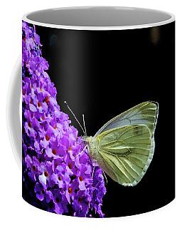 Working Butterfly  Coffee Mug