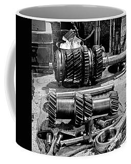 Working Gears Coffee Mug