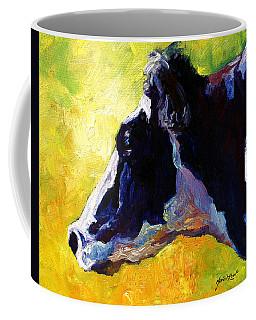 Working Girl - Holstein Cow Coffee Mug
