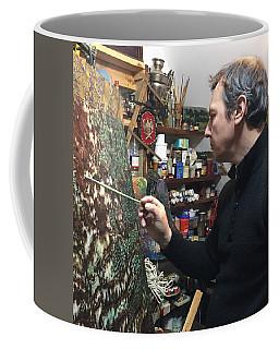 Working On New Work Coffee Mug
