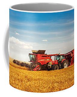 Working Side-by-side Coffee Mug