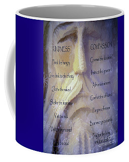 Works Of Mercy Coffee Mug