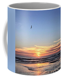 Coffee Mug featuring the photograph World Gratitude And Peace Day by LeeAnn Kendall