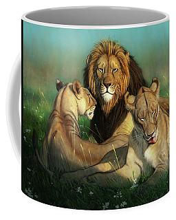 World Lion Day Coffee Mug