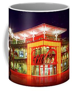 World Of Coca Cola At Disney Springs Coffee Mug