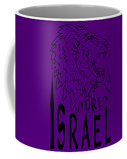 World Of Israel Coffee Mug