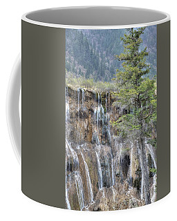 World Of Waterfalls China Coffee Mug