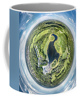 Coffee Mug featuring the photograph World Of Whitnall Park by Randy Scherkenbach