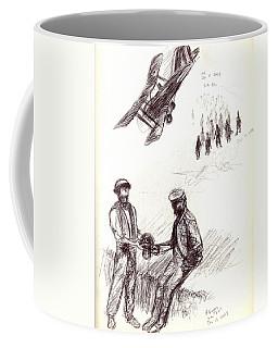 World War One Sketch No. 2 Coffee Mug