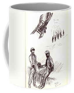 World War One Sketch No. 2 Coffee Mug