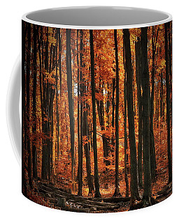 World With Octobers Coffee Mug