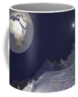 1657 - Worlds - 2017 Coffee Mug by Irmgard Schoendorf Welch