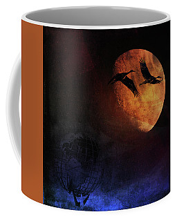 World's Fair Birds Coffee Mug