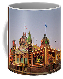 World's Only Corn Palace 2017-18 Coffee Mug