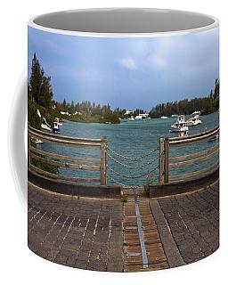 World's Smallest Drawbridge Coffee Mug