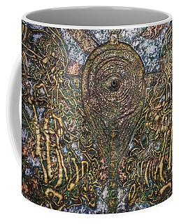 Worlds Visible And Invisible Coffee Mug