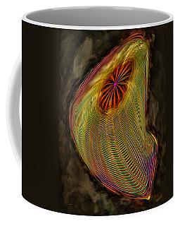 Wormhole In Space Coffee Mug