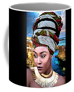 Worthy Is She Coffee Mug