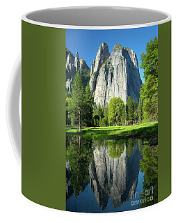 Wosky Pond In Yosemite Coffee Mug