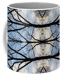 Woven Sky Coffee Mug