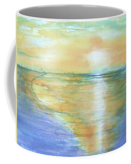 Wow Sunset Coffee Mug