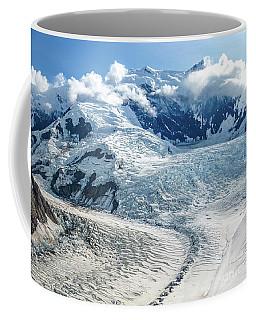 Wrangell Alaska Glacier Coffee Mug