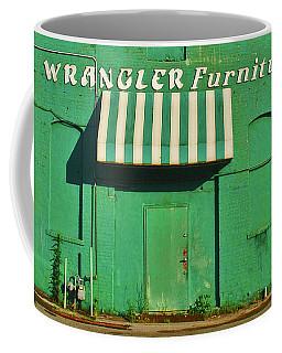 Wrangler Furniture Coffee Mug