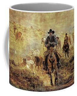 A Dusty Wyoming Wrangle Coffee Mug