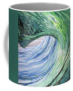 Wrap Around Coffee Mug