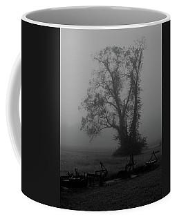 Wrapped In Fog Coffee Mug