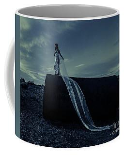 Wrapped Pipe Coffee Mug