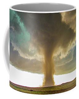 Coffee Mug featuring the photograph Wray Colorado Tornado 079 by NebraskaSC