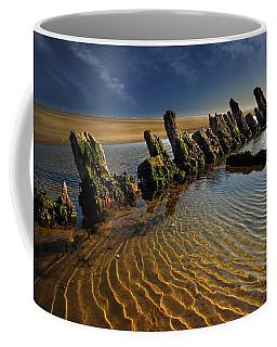 Wreck Cefn Sidan Coffee Mug