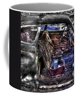 Wrecking Yard Study 1 Coffee Mug
