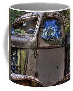 Wrecking Yard Study 4 Coffee Mug