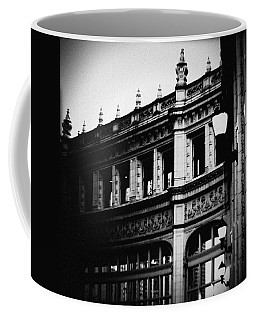 Wrigley Building Square Coffee Mug
