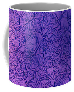 Purple Wrinkles Coffee Mug