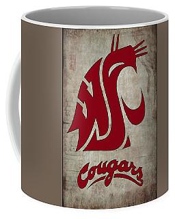 W S U Cougars Coffee Mug